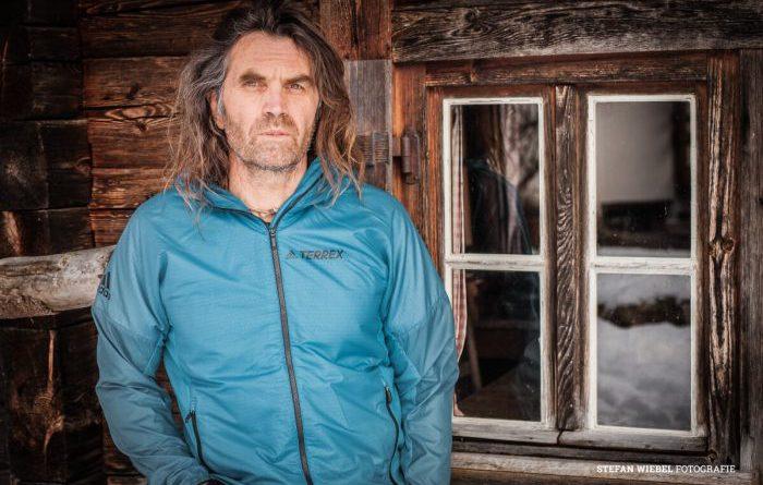 R Lebenslinien: Thomas Huber - Bergsteiger, Kletterer und Abenteurer (c) Malte Roeper