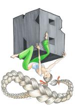 Der Kletterblock